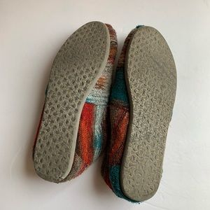 Toms Shoes - TOMS - CLASSIC WOOL SLIP-ON SHOES 8